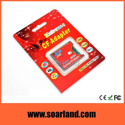 SD to CF Adapter