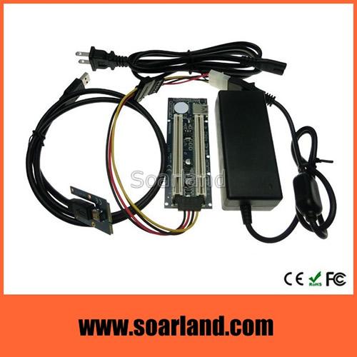 Dual PCI to mini PCIe Adapter