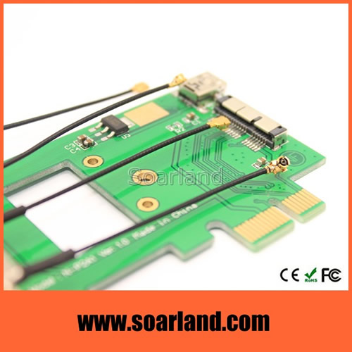 MacBook WiFi Module to PCIe Adapter