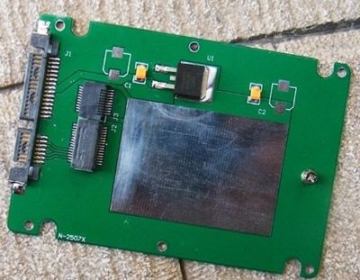 ThinkPad X1 Carbon SSD to SATA