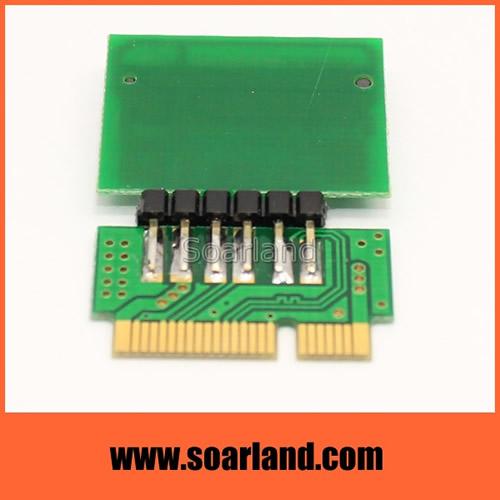 M.2 to MacBook Air 17+7 Pin Adapter