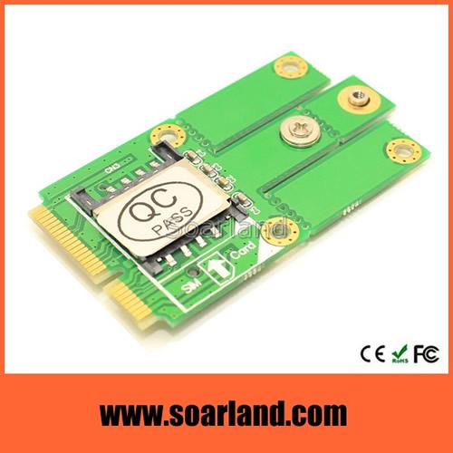 SIM M.2 to mini PCIe Adapter