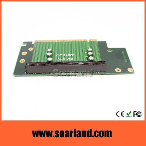 PCIe x16 Riser Card