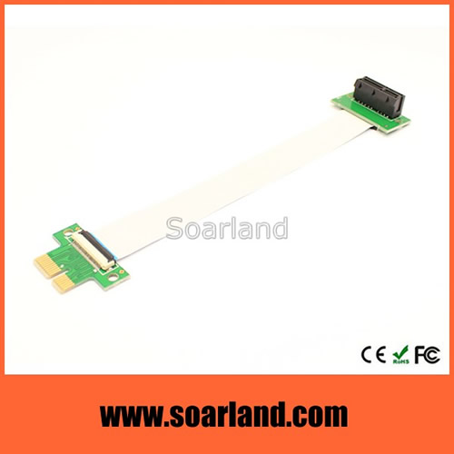 PCIe x1 Riser Cable FFC