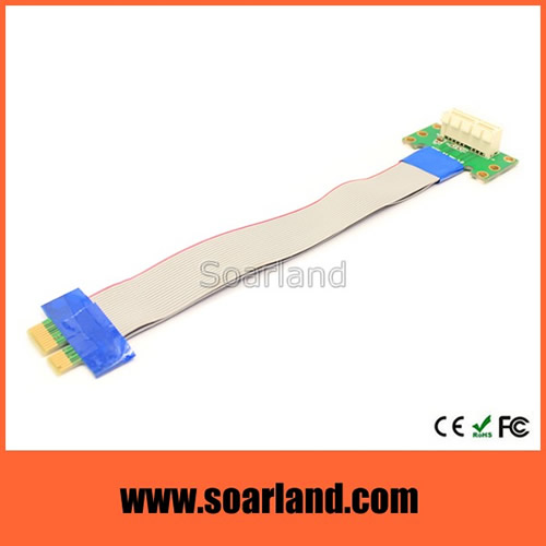 PCIe x1 Riser Cable