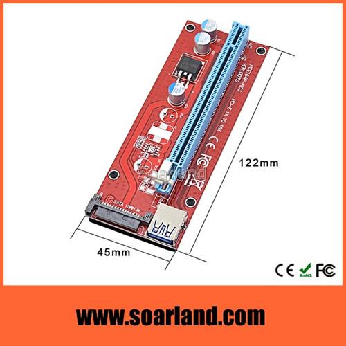 PCIe x1 to x16 Riser
