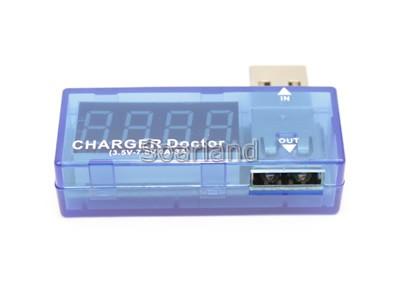 usb voltage tester