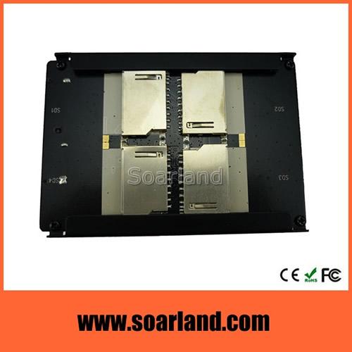 Quad SD to SATA Adapter