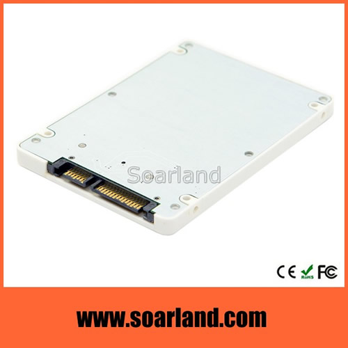 macbook 17+7 SSD to SATA enclosure