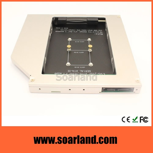 mSATA Second SSD Frame
