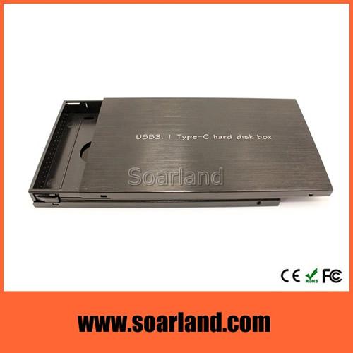 USB 3.1 to 2.5 inch SATA Enclosure