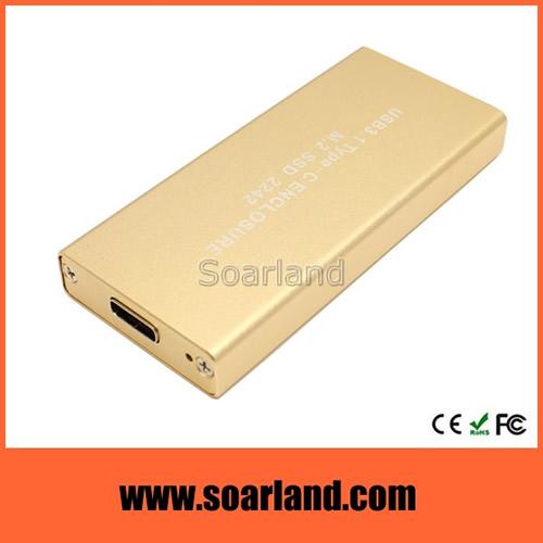 USB 3.1 to NGFF M.2 Enclosure
