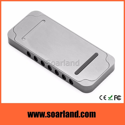 USB 3.1 NVMe KEY-M M.2 Enclosure