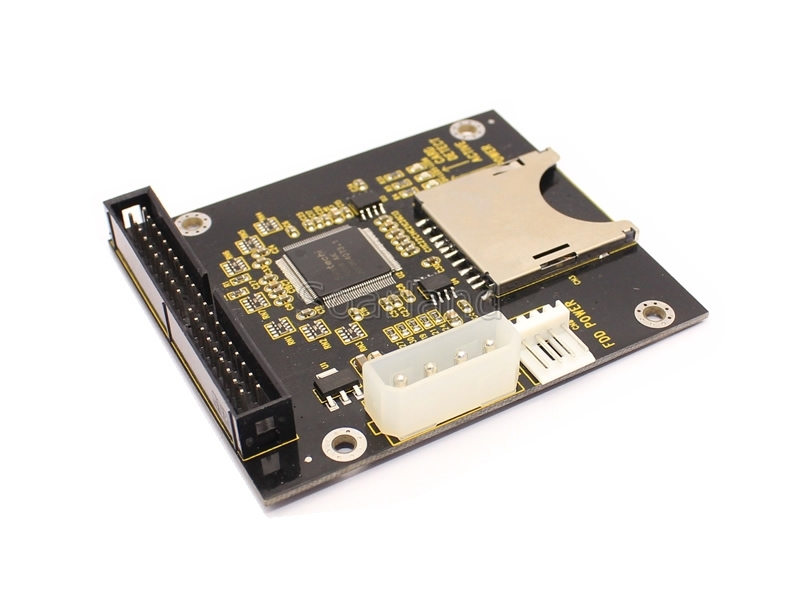 SD to 3.5 inch IDE Adapter