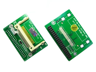 Universal 40-Pin Female IDE To CF Card Adapter