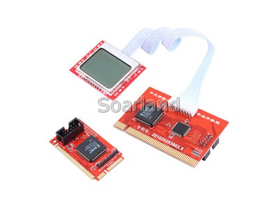 LCD Diagnostic Card for Laptop and Desktop