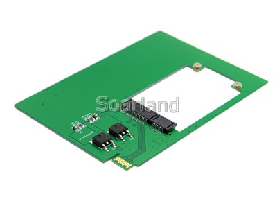 mSATA to WD SFF-8784 Adapter