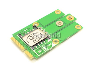SIM / M.2 USB Type to mini PCIe Adapter