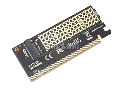 KEY-M M.2 to PCIe x16 Adapter