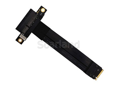 PCIe x4 to M.2 KEY-M Cable Adapter