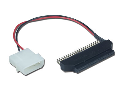 Power cable 2.5 Inch IDE To 3.5 Inch IDE Hard Driver Adapter