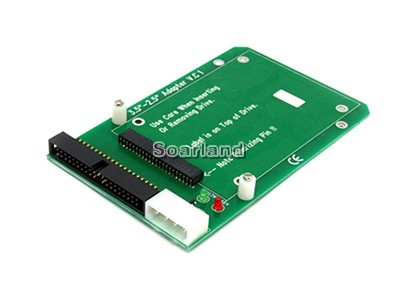Mountable 2.5 Inch IDE To 3.5 Inch IDE Hard Driver Adapter