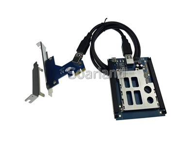 ExpressCard to PCIe Adapter