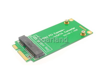mSATA to mini PCIe Adapter