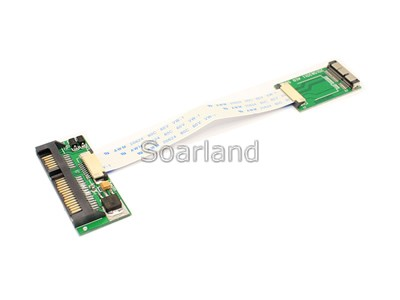 MacBook Air 12+6 PIN SSD to SATA Flexible Adapter