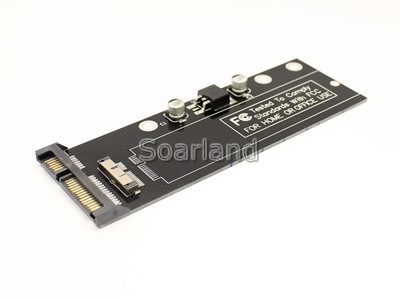MacBook Air 12+6 PIN SSD to SATA Adapter